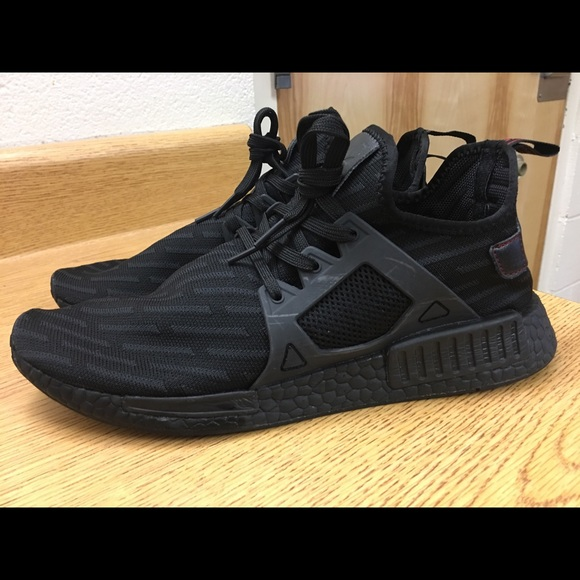 f1e5aa4d3 adidas Other - Used Adidas NMD XR1 Triple Black Men s Size 11